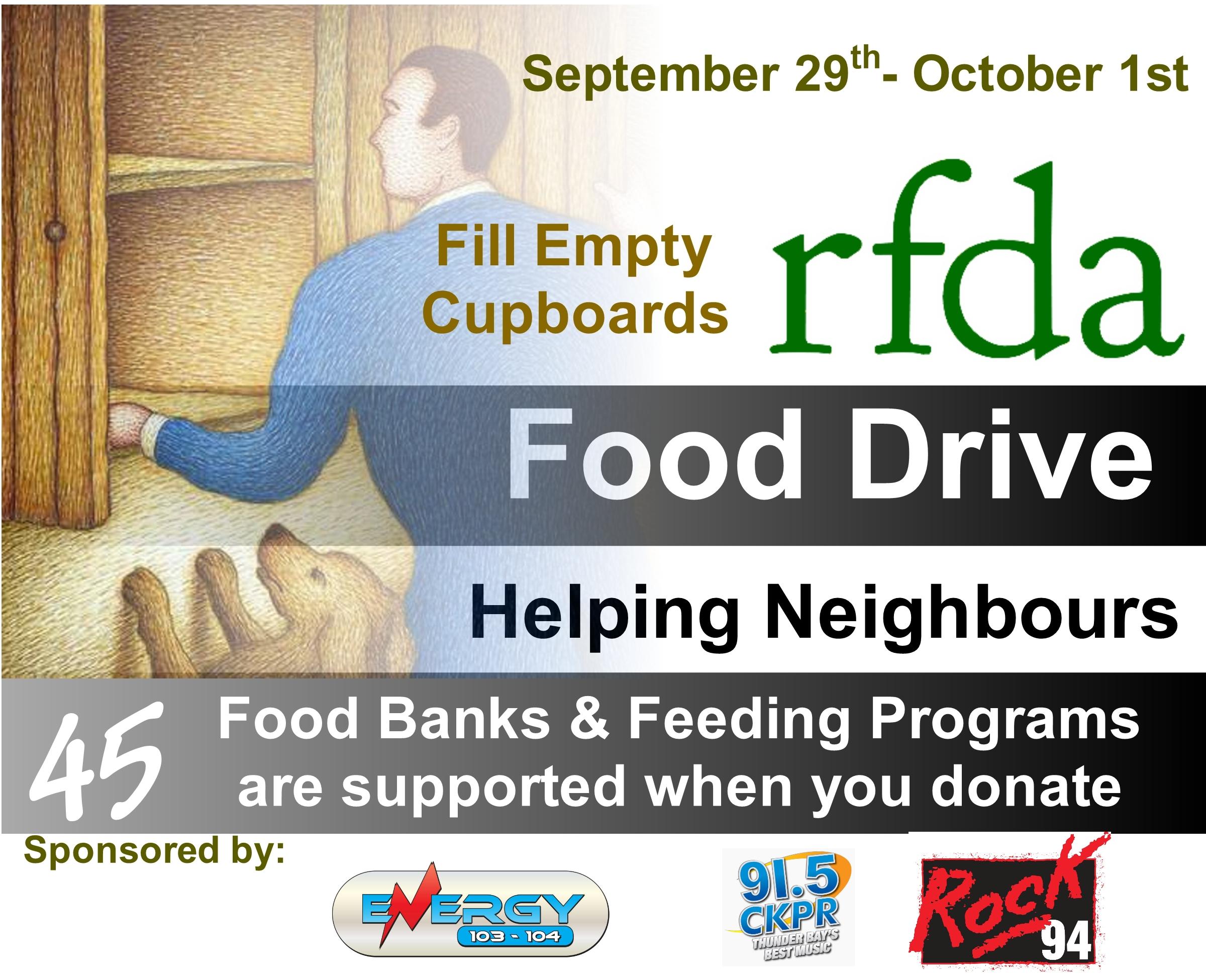 Regional Food Distribution Association Of Northwestern Ontario